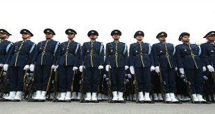 نتایج نهایی آزمون استخدام دانشگاه افسری ارتش