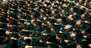 شرایط استخدام در سپاه پاسداران