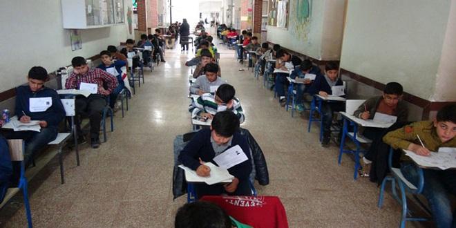 تعیین حوزه امتحانی آزمون تیزهوشان