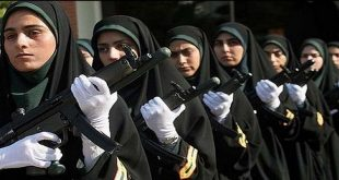 استخدام پلیس زن در نیروی انتظامی سال