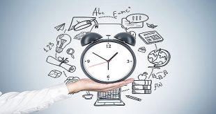مدیریت زمان و برنامه ریزی برای کنکور