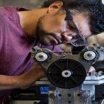 رتبه لازم برای قبولی مهندسی خودرو