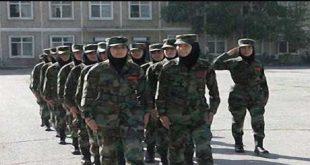 طرح خدمت سربازی دختران