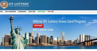 زمان ثبت نام در لاتاری گرین کارت 2021 آمریکا