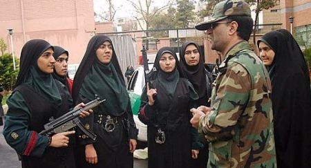 ثبت نام دانشگاه افسری نیروی انتظامی بانوان
