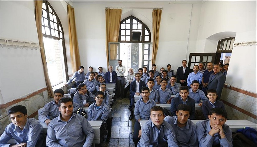 اعلام نتایج آزمون مدارس البرز 99 - 1400