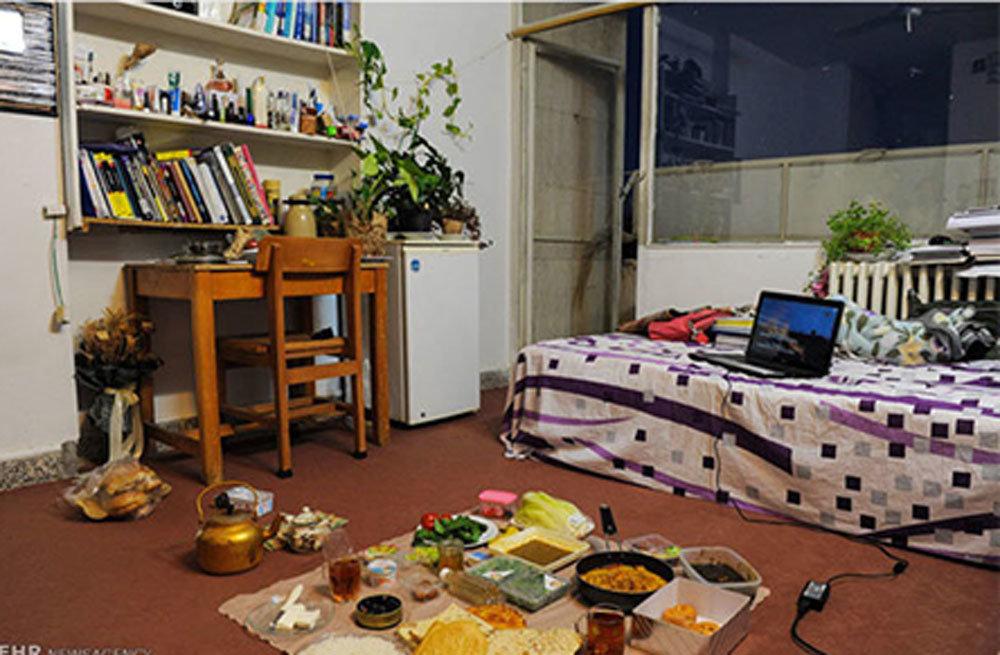 خوابگاه دانشجویی 98
