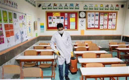 بازگشایی مدارس پس از کرونا