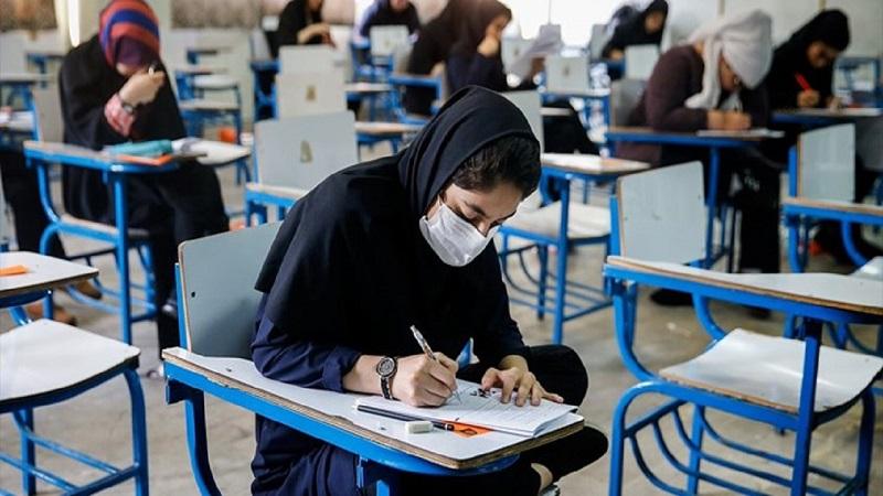 زمان برگزاری امتحانات در هنرستان ها