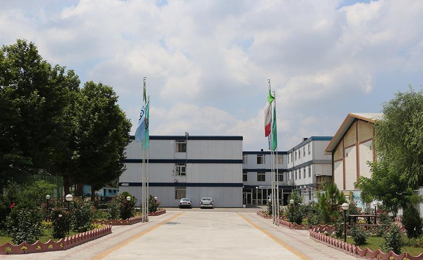 محوطه دانشگاه فرهنگیان گرگان