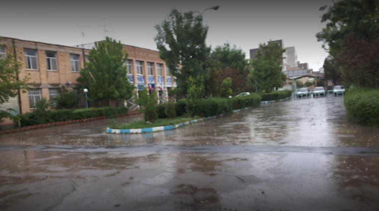 محوطه دانشگاه