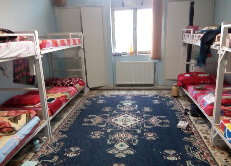خوابگاه دانشجویی دانشگاه فرهنگیان قزوین