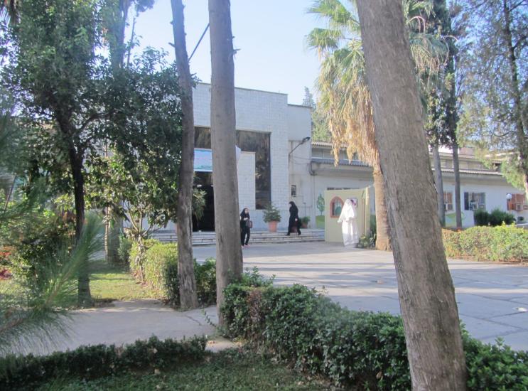 محوه دانشگاه فرهنگیان پردیس امام خمینی