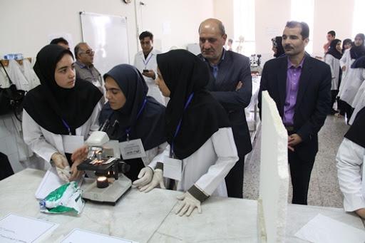 آزمایشگاه دانشگاه فرهنگیان