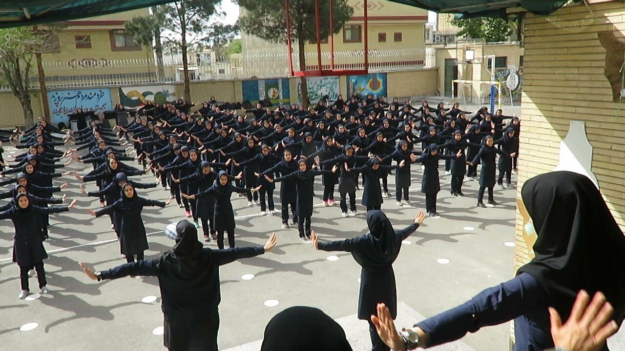 لیست مدارس شاهد دخترانه تهران