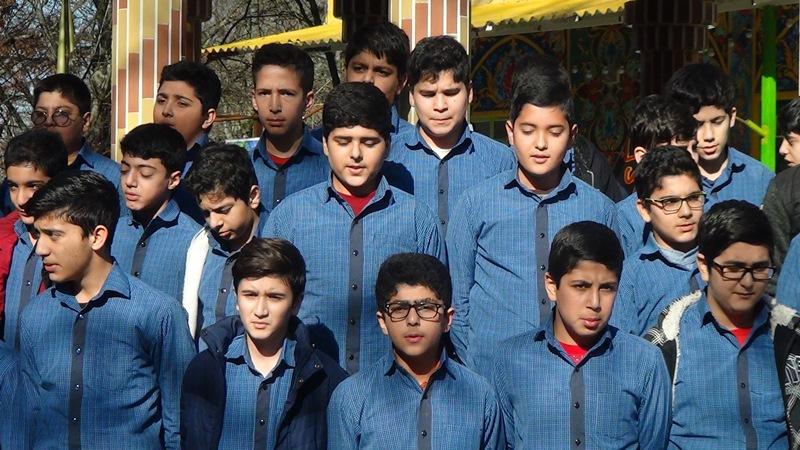 اعلام نتایج مدارس شاهد هفتم