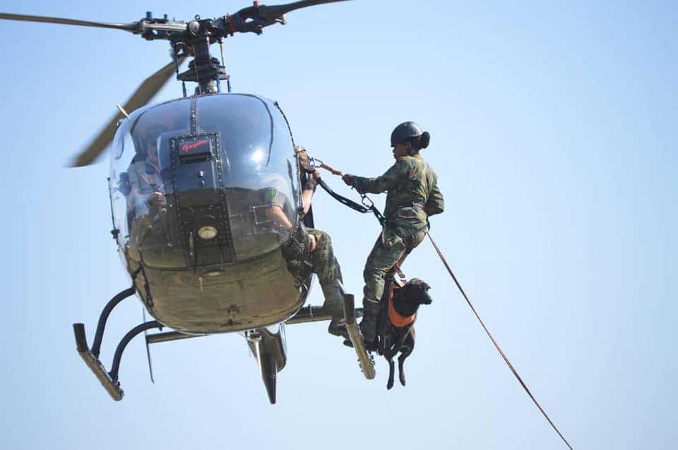 زمان آزمون استخدامی نیرو هوایی ارتش