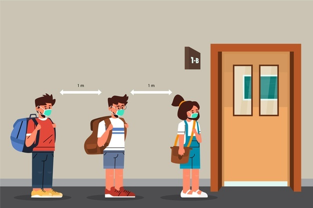 زمان شروع مدارس در کرونا