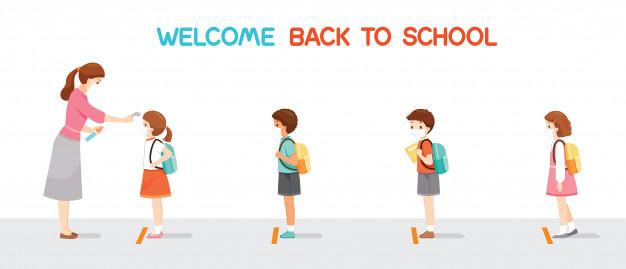 پروتکل های بازگشایی مدارس