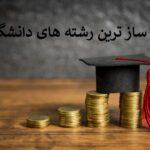 پول ساز ترین رشته های دانشگاهی
