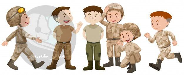 شرایط پشت کنکور ماندن برای سرباز ها
