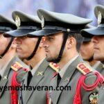 استخدام سازمان عقیدتی سیاسی ارتش در سال 99